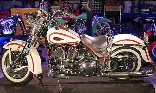 Harley Night Train >> 1997 Harley Davidson Heritage Springer | Motorcycle Museum ...