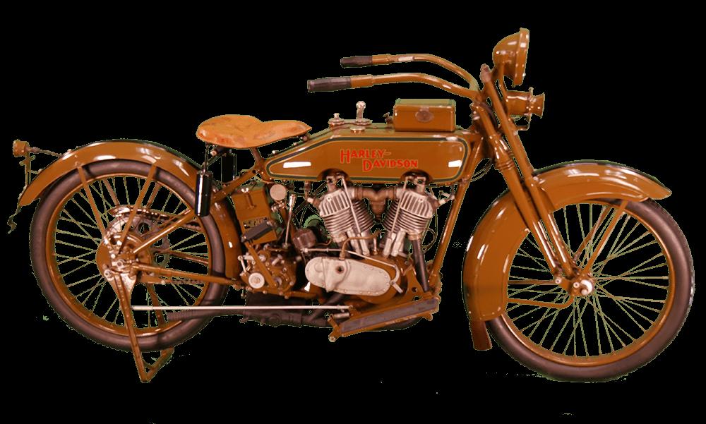 1921 Harley-Davidson JD